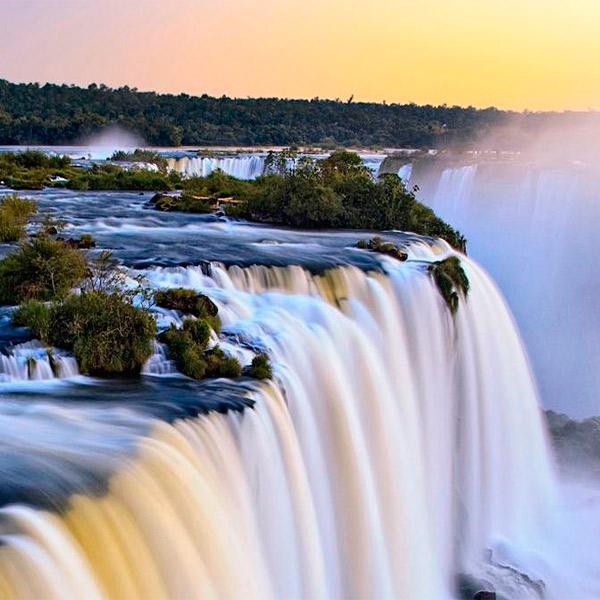 Imagem do paconte Cataratas do Iguaçu - Feriados