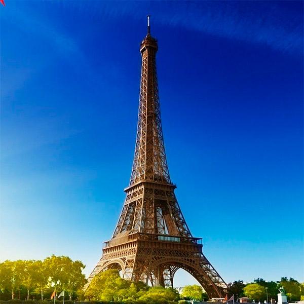 Imagem do pacote Pacote de Viagem - Paris Terrestre