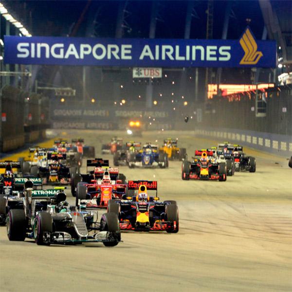 Imagem do pacote GP de Singapura - Marina Bay