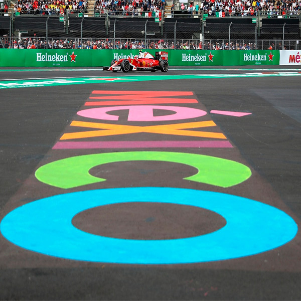 Imagem do pacote GP do México - Hermanos Rodriguez
