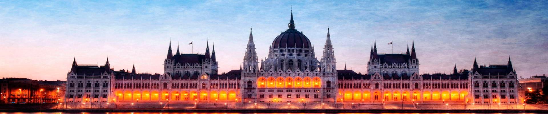Budapeste e Praga