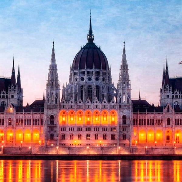 Imagem do paconte Budapeste e Praga