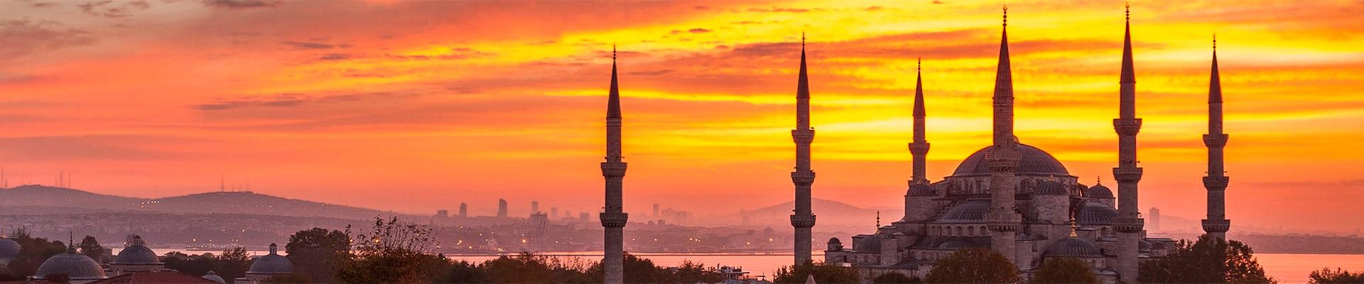 Ilhas Gregas e Istambul