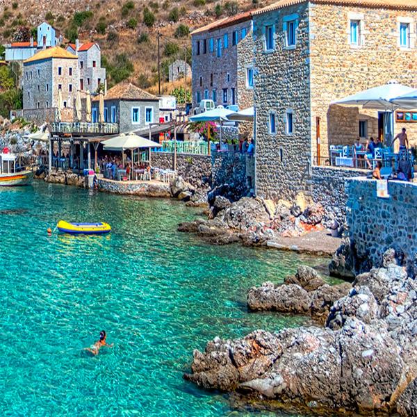 Imagem do paconte Ilhas Gregas e Turquia Completa