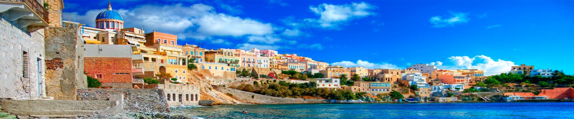 Ilhas Gregas e Turquia Completa