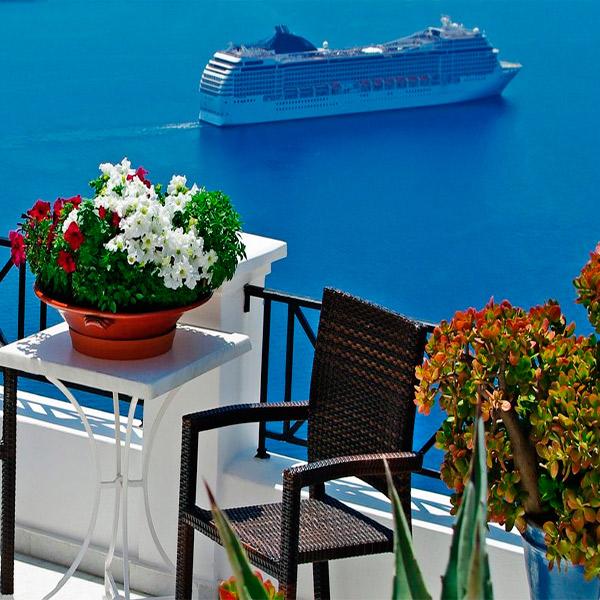 Imagem do paconte Cruzeiro Pelas Ilhas Gregas, Turquia Completa e Egito