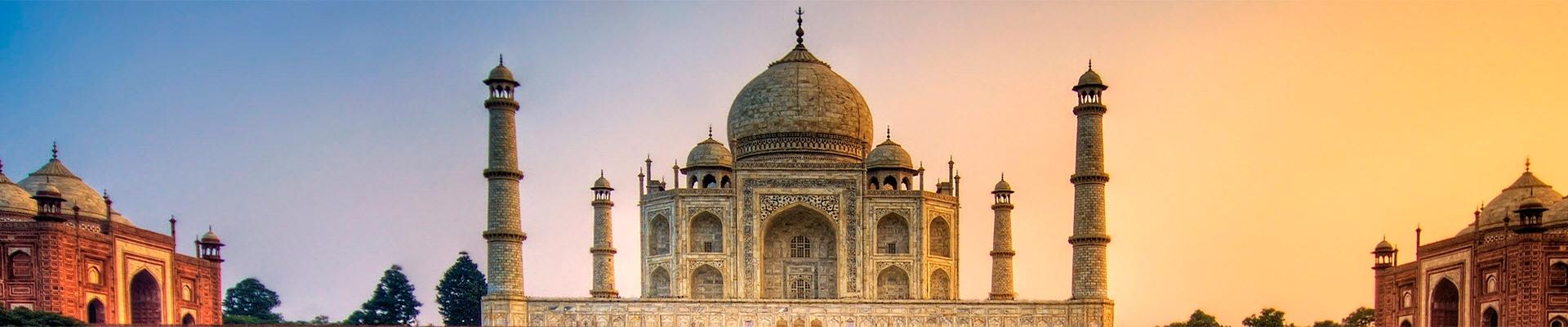 Pacote de Viagem – Delhi, Jaipur e Agra
