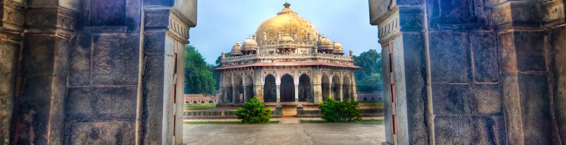Pacote de Viagem – Índia Clássica