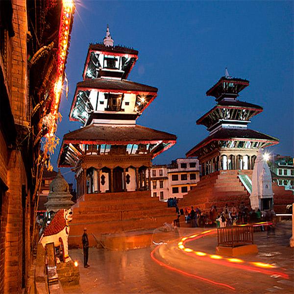 Imagem do paconte Índia e Nepal