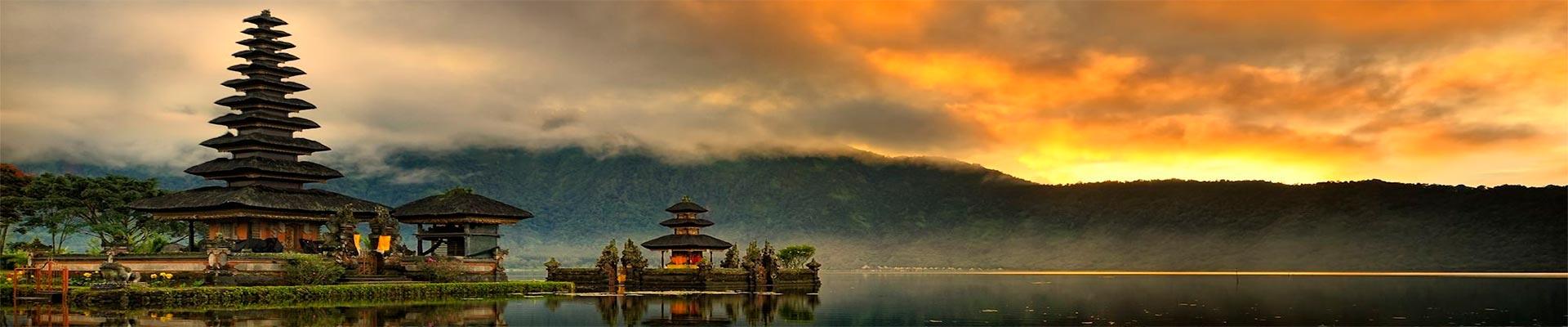 Pacote de Viagem – Templos da Indonésia