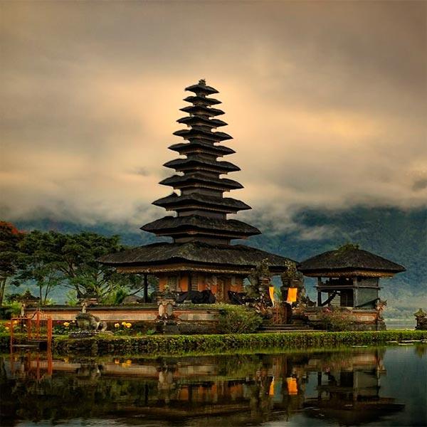 Imagem do paconte Templos da Indonésia