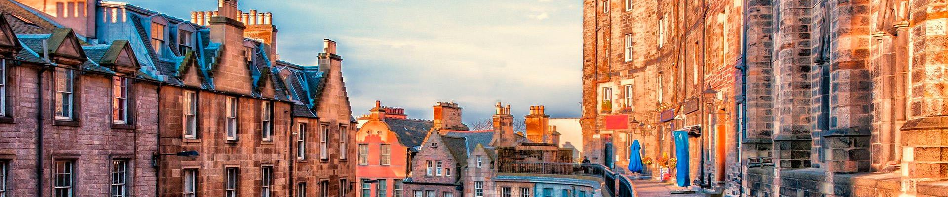 Edimburgo – 04 noites