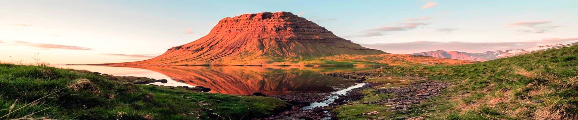 Pacote de viagem – Lendas da Islândia