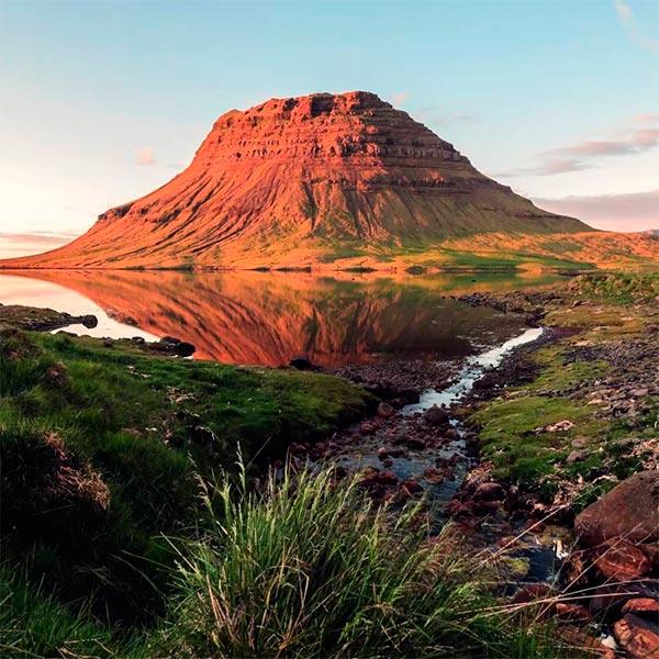 Imagem do paconte Pacote de viagem - Lendas da Islândia