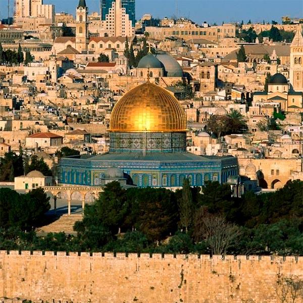 Imagem do paconte Israel e Jordânia