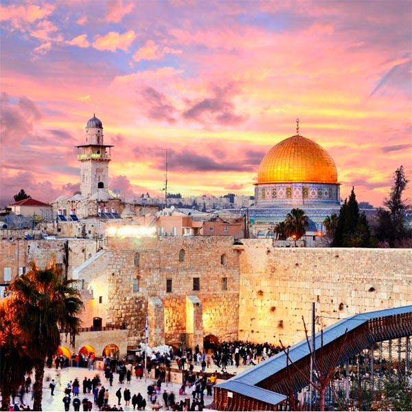 Imagem do paconte Israel Clássico