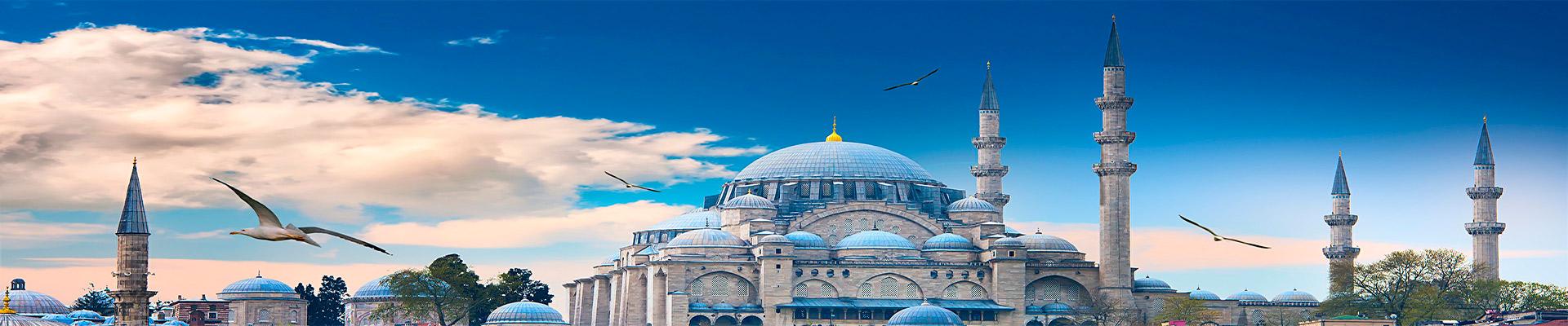 Istambul – 05 noites