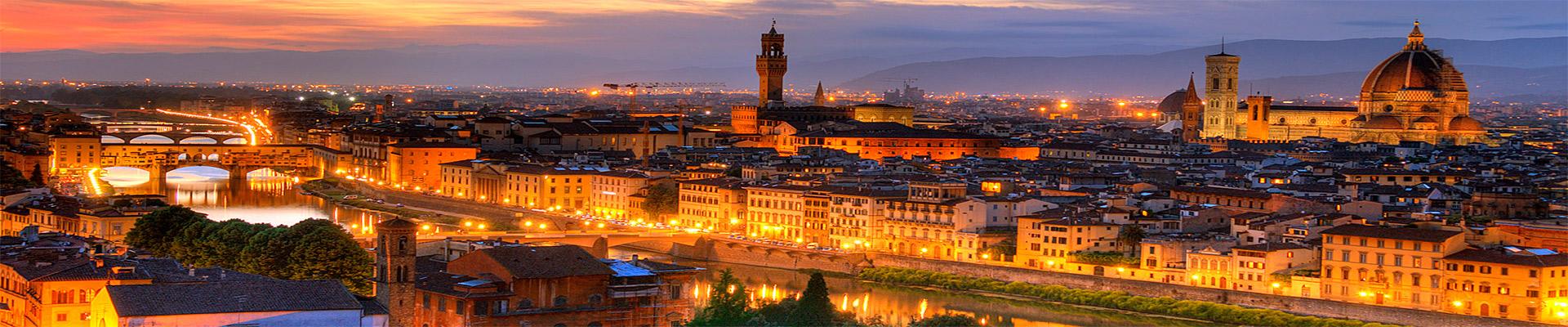 Pacote de Viagem – Fantasia da Itália