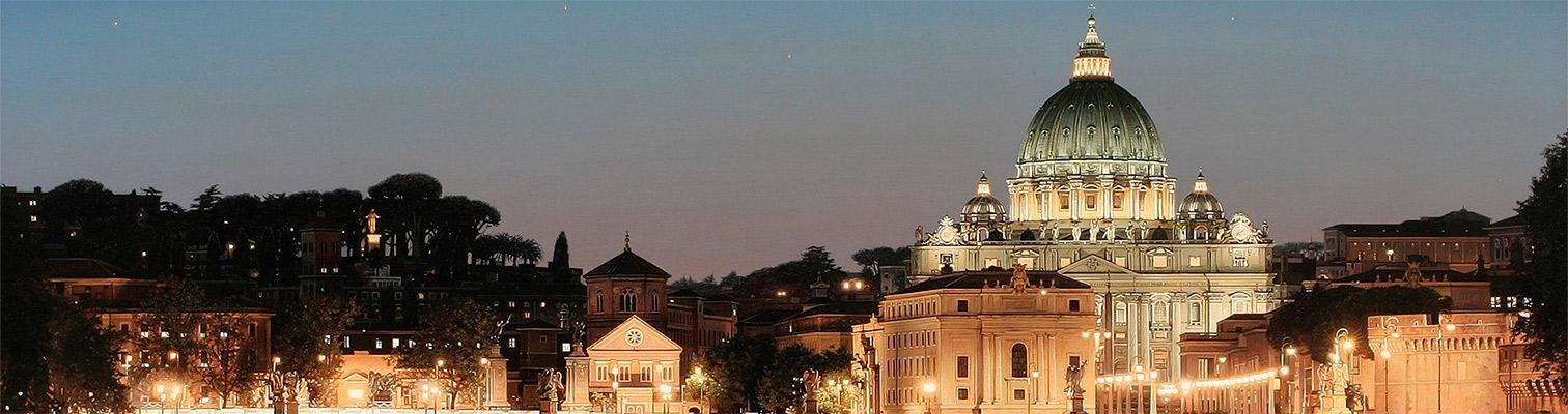 Pacote de Viagem – Roma Terrestre
