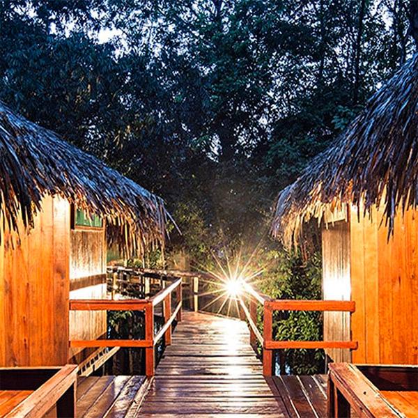Imagem do paconte Juma Amazon Lodge - Amazonas