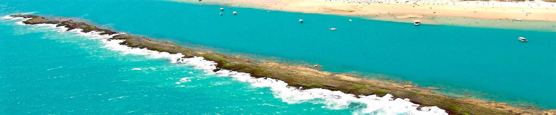 Maceió com Praia do Francês