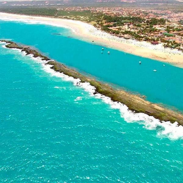 Imagem do paconte Maceió com Praia do Francês