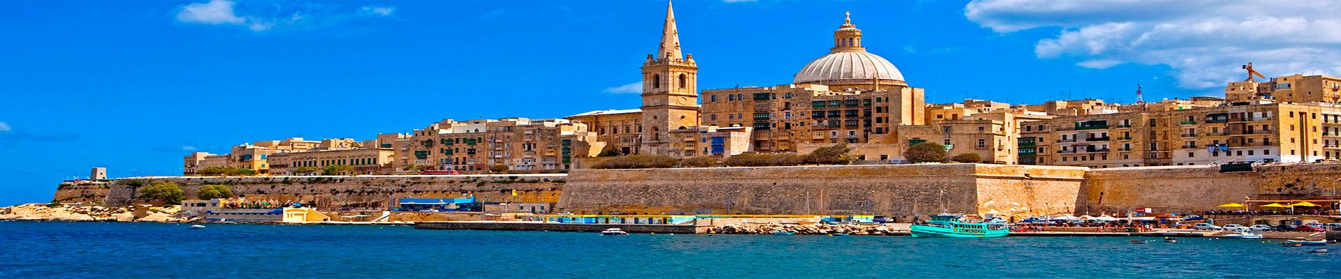 Pacote de Viagem – Sicília e Malta