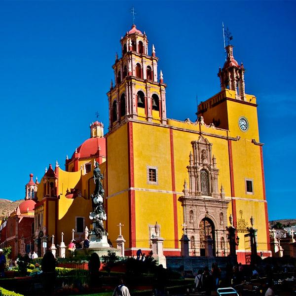 Imagem do paconte México Colonial