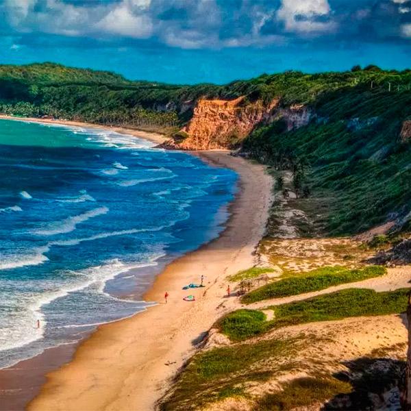Imagem do paconte Praia da Pipa - Feriados