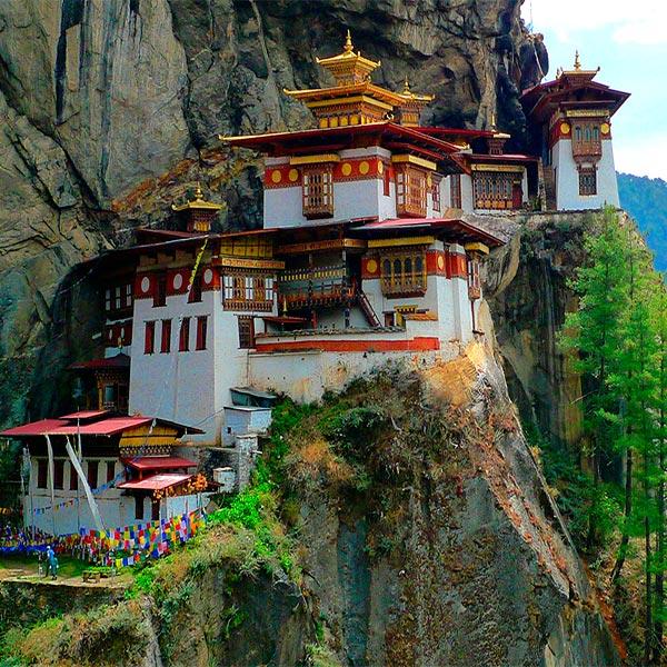 Imagem do paconte Kathmandu e Butão