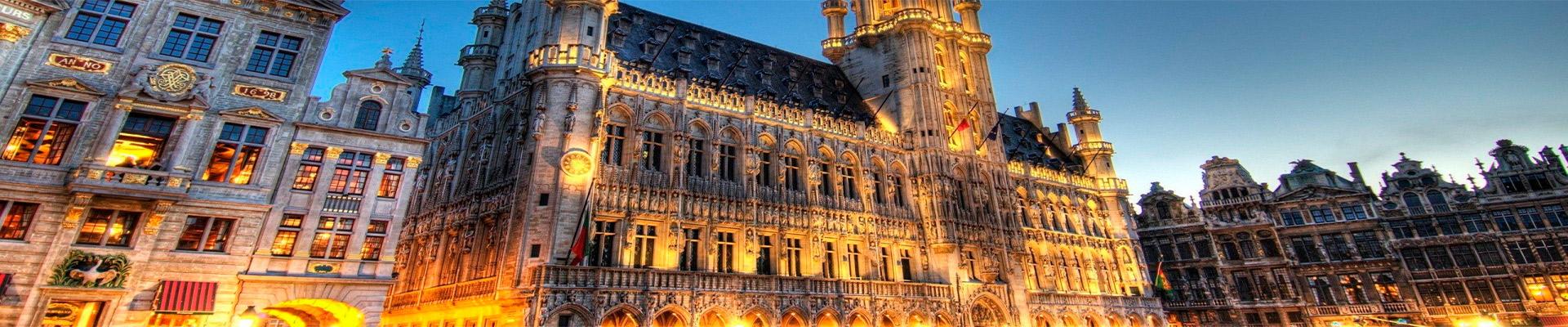 Grupo com Guia – Paris e Países Baixos