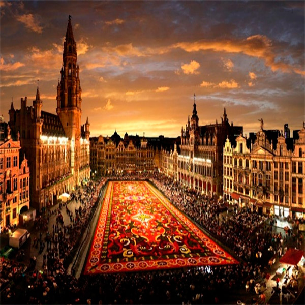Imagem do paconte Paris e Países Baixos