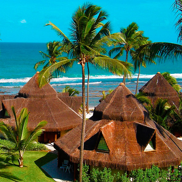 Imagem do paconte Resorts em Pernambuco - 04 noites