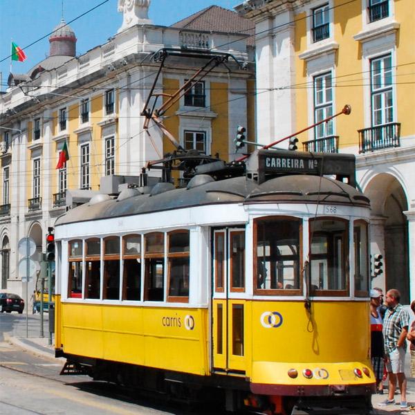 Imagem do paconte Lisboa e Porto