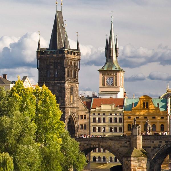 Imagem do paconte Praga, Viena e Budapeste
