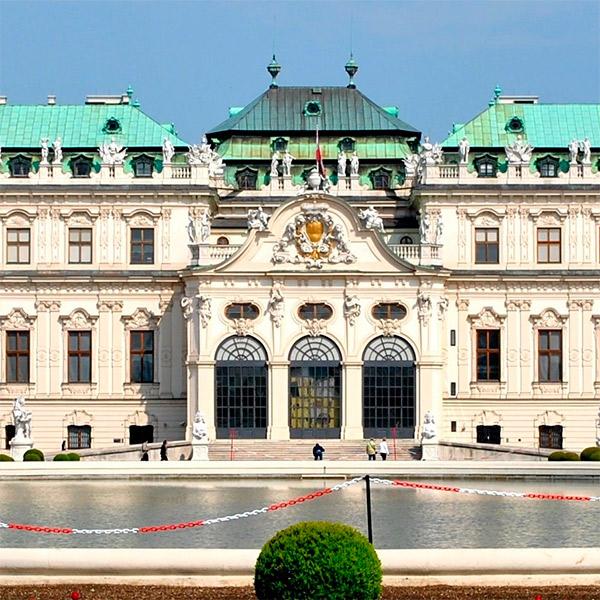 Imagem do paconte Roteiro para Praga e Viena