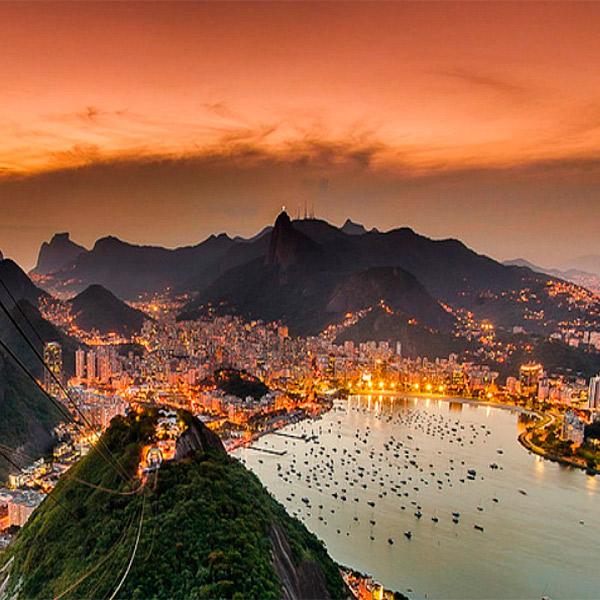 Imagem do paconte Roteiro para Rio de Janeiro - 03 noites