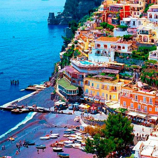 Imagem do pacote Roma com Costa Amalfitana