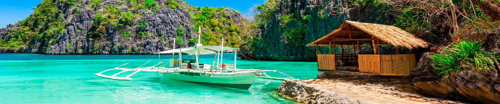 Pacote de Viagem – Singapura e Filipinas