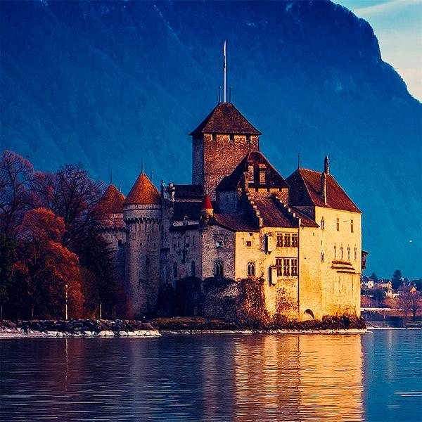 Imagem do paconte Grupo para Alemanha e Suíça