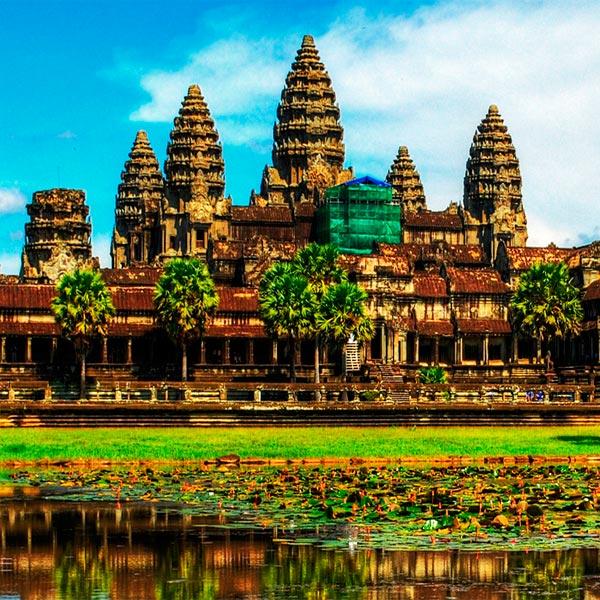 Imagem do paconte Pacote de Viagem - Tailândia, Vietnam e Camboja
