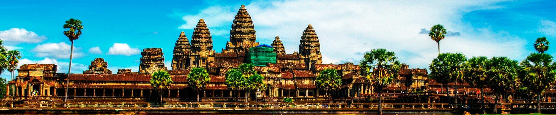 Pacote de Viagem – Tailândia, Vietnam e Camboja
