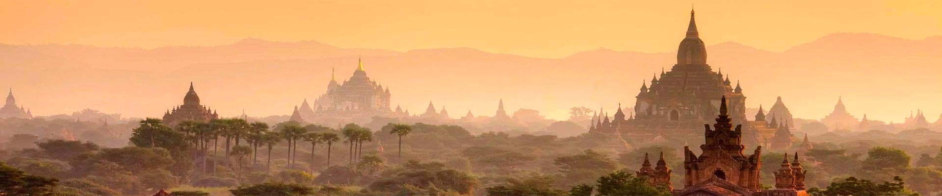 Pacote de viagem – Myanmar e Tailândia