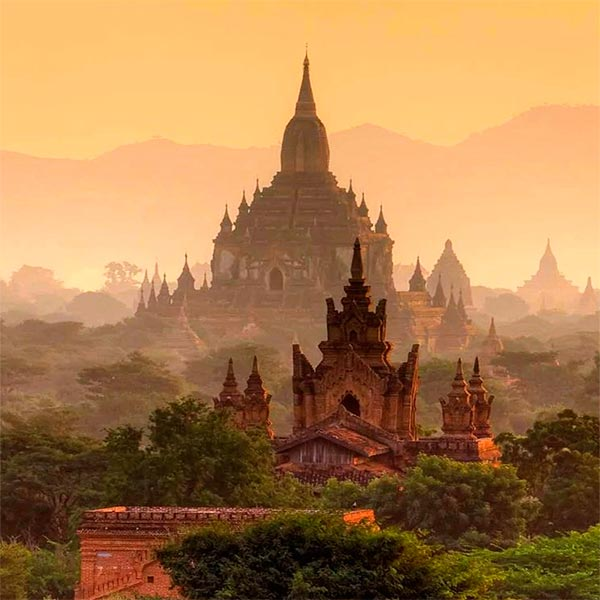 Imagem do paconte Pacote de viagem - Myanmar e Tailândia