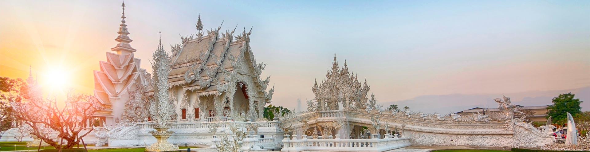 Pacote de Viagem – Chiang Mai e Chiang Rai