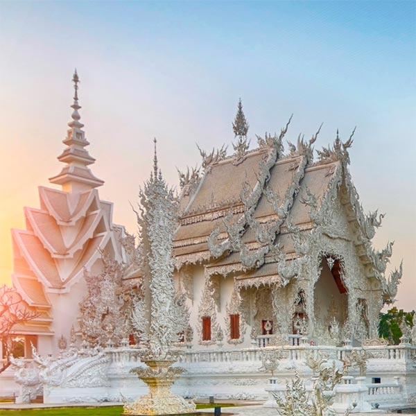 Imagem do paconte Pacote de Viagem - Chiang Mai e Chiang Rai