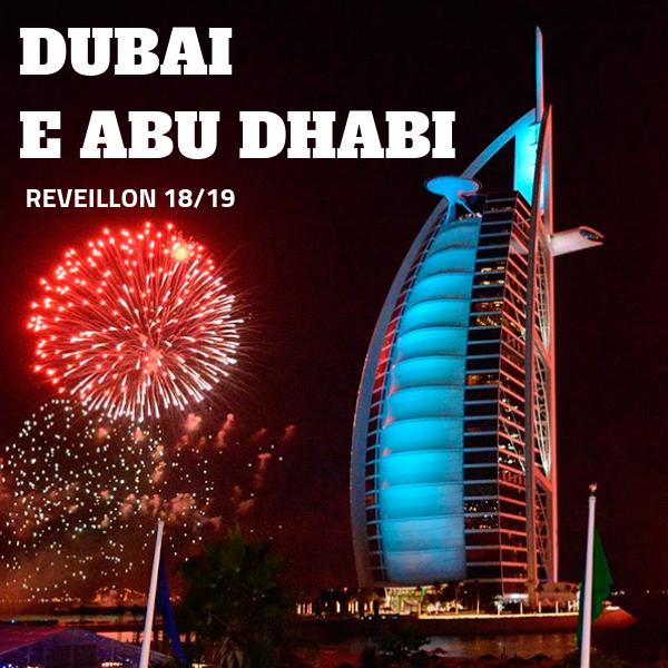 Imagem do pacote Pacotes de Viagem - Reveillon em Dubai