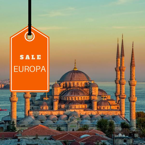 Imagem do paconte Turquia Promocional