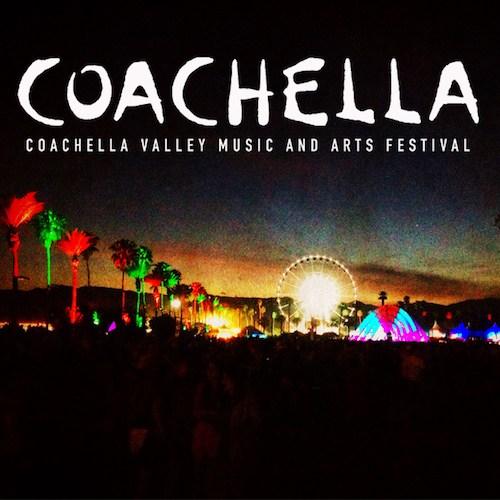 Imagem do pacote Coachella 2018