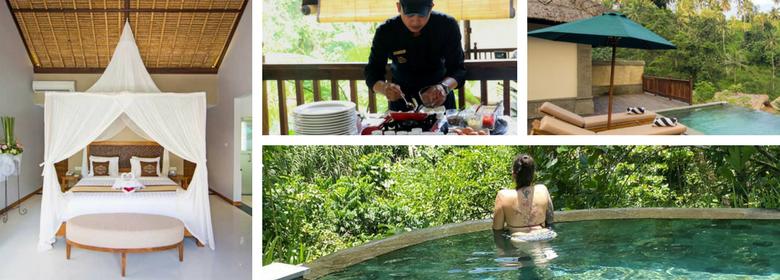 Dicas de Turismo em Bali - onde ficar em Ubud